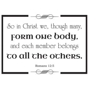 Body of Christ Scripture